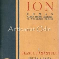 Ion - Liviu Rebreanu - 1930