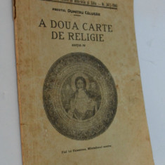 A doua carte de religie ed. a 4-a Sibiu 1946