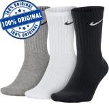 Set 3 perechi sosete Nike Basic - sosete originale
