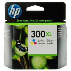 Cartus cerneala HP 300XL Original CC644EE Color