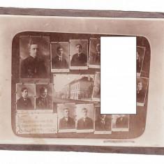 Foto Carei - Absolventii clasei a VIII-a gimanziul romano-catolic, 1911-1912