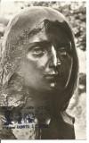 carte postala-CONSTANTIN BRANCUSI-Orgoliu