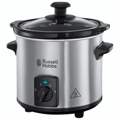 Slow Cooker Russell Hobbs 25570-56 2 Litri 145W Argintiu