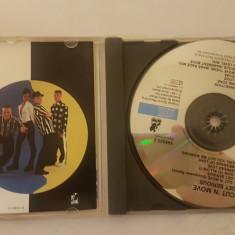 [CDA]Cut'N'Move - Get Serious - cd audio original