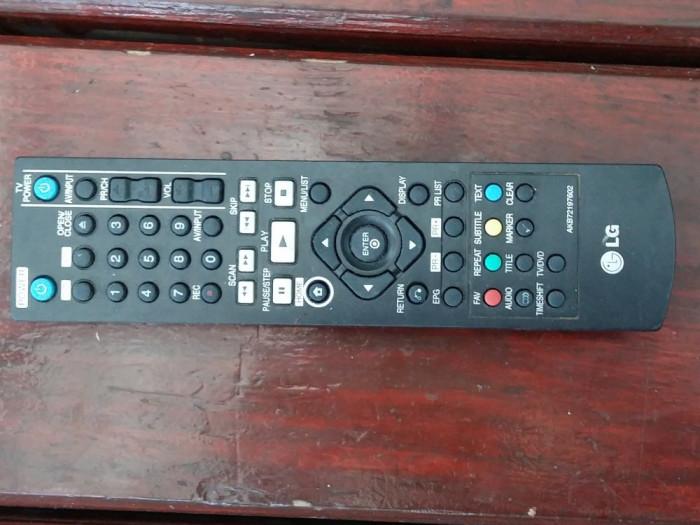Teleccomanda DVD reccorder cu HDD LG AKB72197602