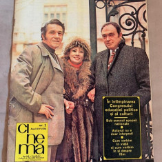 Revista Cinema nr 2 1976