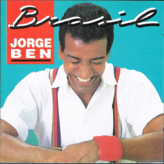 CD Jorge Ben – Brasil, original