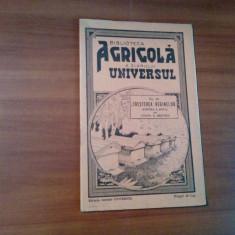 CRESTEREA REGINELOR - partea a doua - Const. I. Hristea -  1935, 40 p.