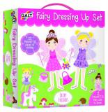 Set de creatie pentru fetite Galt Zane magnetice, stimuleaza creativitatea si indemanarea