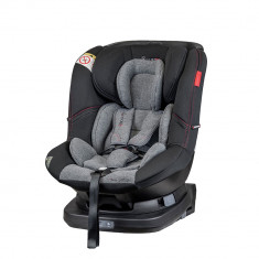 Scaun auto Millo rotativ 360 grade cu ISOFIX 0-18 kg Negru Coletto for Your BabyKids