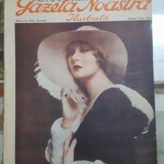 Gazeta Noastră Ilustrată, Anul 2, Nr. 76, 1930