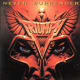 Triumph - Never Surrender (LP - USA - VG), VINIL, electrecord