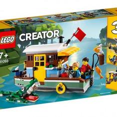 LEGO Creator - Casuta din barca 31093