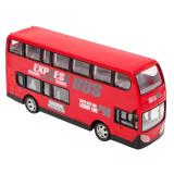 Autobuz de jucarie London Bus, telecomanda, 3 ani+