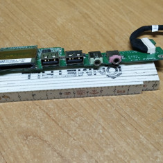 Placa Sunet + Usb + Card Reader Laptop Acer Aspire One ZG5