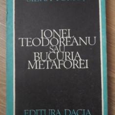 IONEL TEODOREANU SAU BUCURIA METAFOREI - SILVIA TOMUS