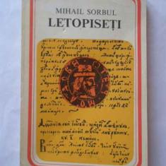 Letopiseti - Mihail Sorbul ,269597