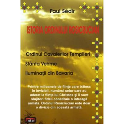 Istoria ordinului Rosicrucian - Paul Sedir foto