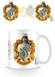 Cană Harry Potter (Hufflepuff Crest)