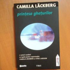 PRINTESA GHETURILOR de CAMILLA LACKBERG