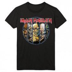 Tricou Iron Maiden: Eddie Evolution