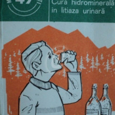 Cura hidrominerala in litiaza urinara