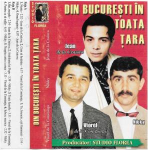 Caseta Jean de la Craiova Viorel de la Constanța - Din București În Toată Țara