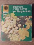 CULTURA VITEI DE VIE PE LANGA CASA - AVRAM D. TUDOSIE