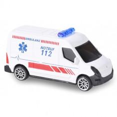 Masinuta SOS Ambulanta Renault Master,, Scara 1:64