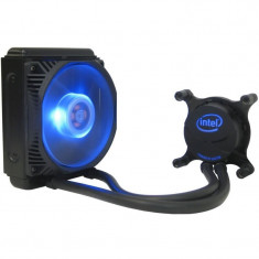Cooler CPU, sistem de racire cu lichid Asetek, compatibil cu Intel LGA2066/LGA2011/LGA1150/LGA1155/LGA1156/LGA1151