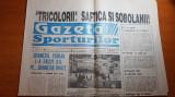 ziarul gazeta sporturilor 3 noiembrie 1994 -interviu cu mircea sandu