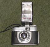 aparat foto cu film Berette si blitz,ideal pentru ornement