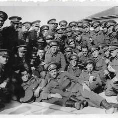 Fotografie militari romani aviatie Craiova anii 1930