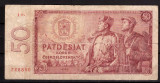 Cehoslovacia 1964 - 50 korun, uzata