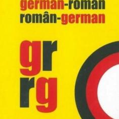 Minidictionar german-roman, roman-german, corint