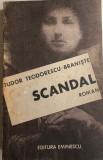 Scandal Tudor Teodorescu Braniste, Eminescu, 1988