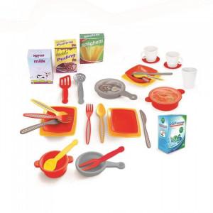 Set bucatarie pentru copii - Gri