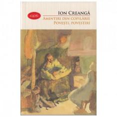 Amintiri din Copilarie. Carte pentru toti. Vol.3 - Ion Creanga