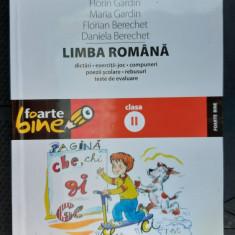 LIMBA ROMANA CLASA A II A - GARDIN , BERECHET . EDITURA PARALELA 45
