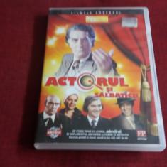 FILM DVD ACTORUL SI SALBATICII, Romana