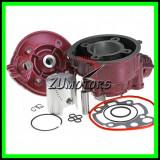 Set Motor Cilindru Minarelli AM6 80 90 + Chiuloasa Am6 80 90
