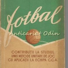 Fotbal - Virgil Economu