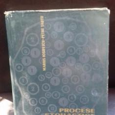 PROCESE STOHASTICE SI APLICATII IN BIOLOGIE SI MEDICINA - MARIUS IOSIFESCU