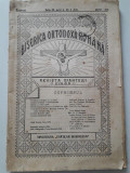 Biserica ortodoxa romana Revista Sfantului Sinod martie 1932