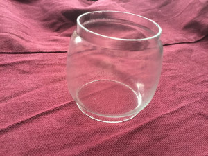 Vintage / Design - Veche sticla de felinar !