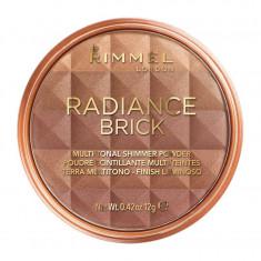 Pudra Bronzanta Rimmel Radiance Brick 003 Dark 12 gr