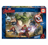 Cumpara ieftin Puzzle The Avengers, 1000 piese, Educa