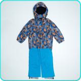 Costum ski—iarna, calduros, impermeabil, KIKI & KOKO → baieti | 5—6 ani | 116 cm