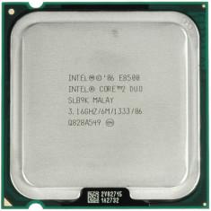 Procesor PC Intel Core 2 Duo E8500 SLB9K 3.16Ghz