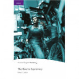 Level 5. The Bourne Supremacy Book and MP3 Pack - Robert Ludlum